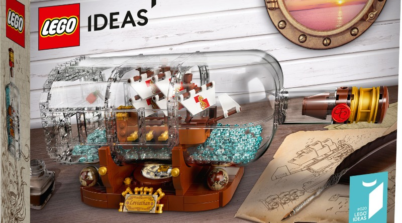 92177 Ship In A Bottle Featured