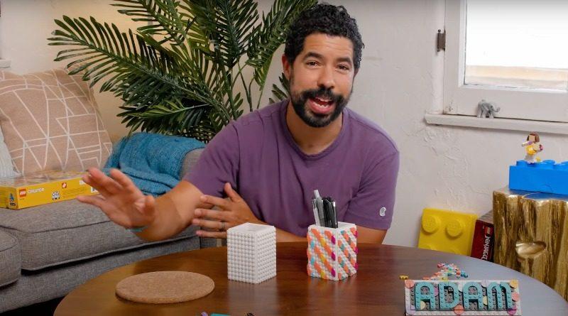 Adam Ward LEGO DOTS