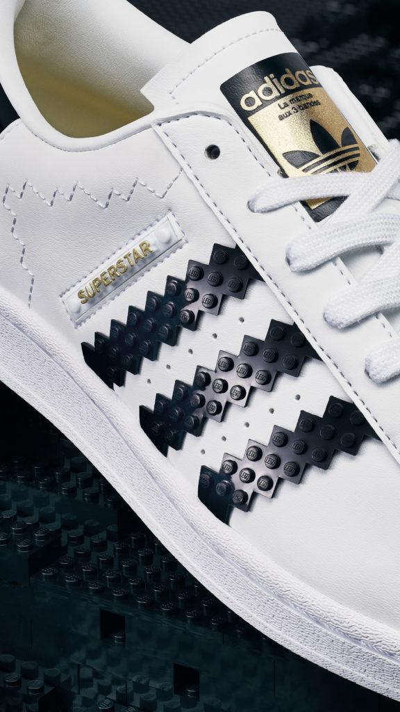 Adidas Originals LEGO Superstar Sneaker 2