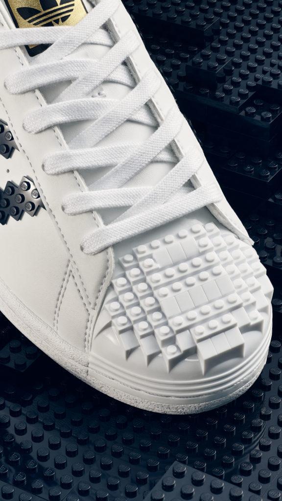 Adidas Originals LEGO Superstar Sneaker 3