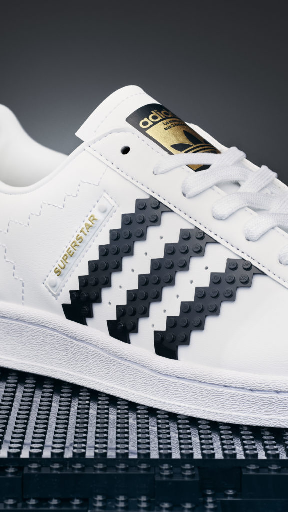 Adidas Originals LEGO Superstar Sneaker 4