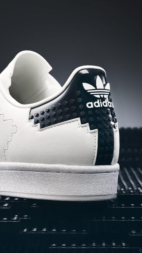 Adidas Originals LEGO Superstar Sneaker 5