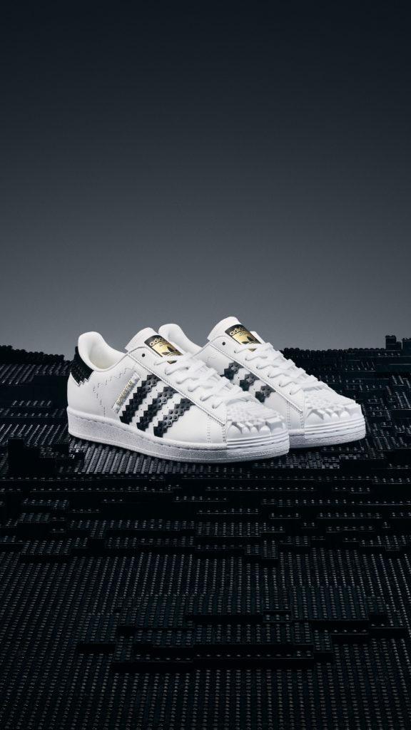 Adidas Originals LEGO Superstar Sneaker 6