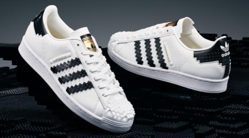 Adidas Originals LEGO Superstar Sneaker Featured