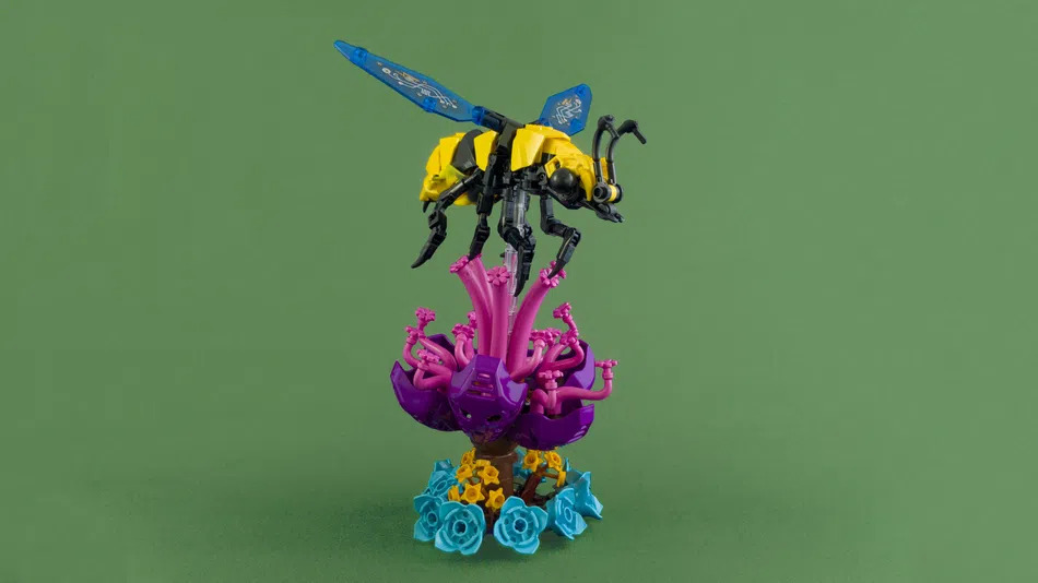 Alien Pollination