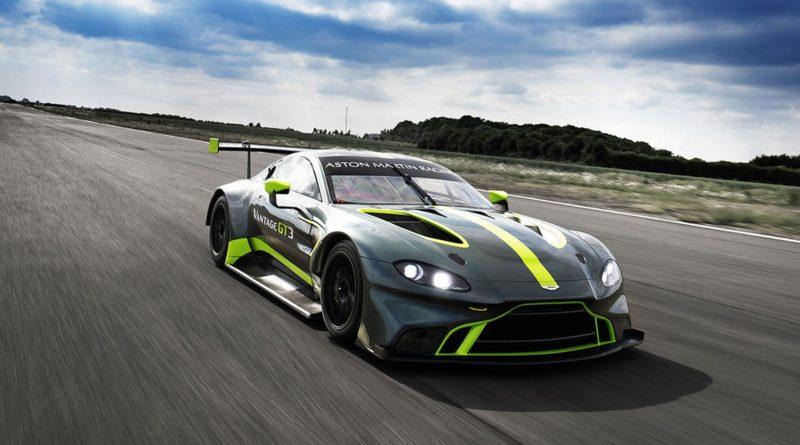 Aston Martin Vantage GT 3 featured