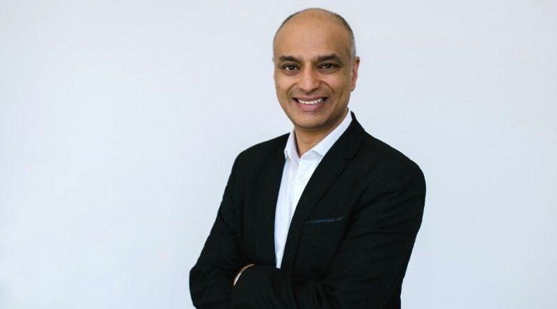 Atul Bhardwaj is the LEGO Group's new Chief Digital & Technology Officer