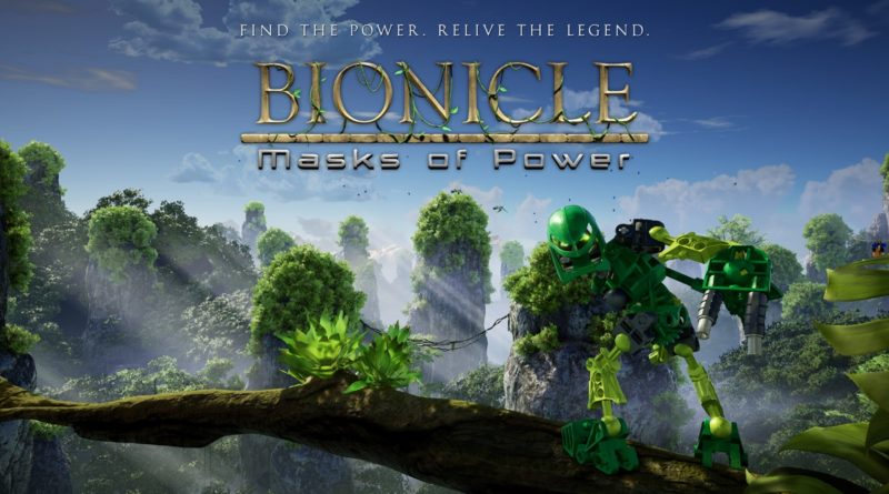 BIONICLE Masks of Power poster featured
