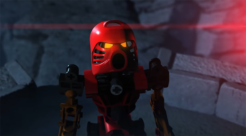 BIONICLE Fan Game Featured