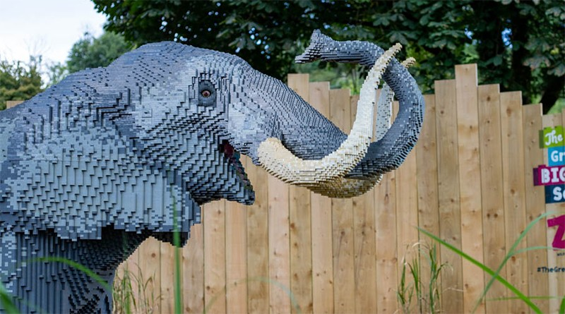 BRICKLIVE Animals Paignton Zoo Featured
