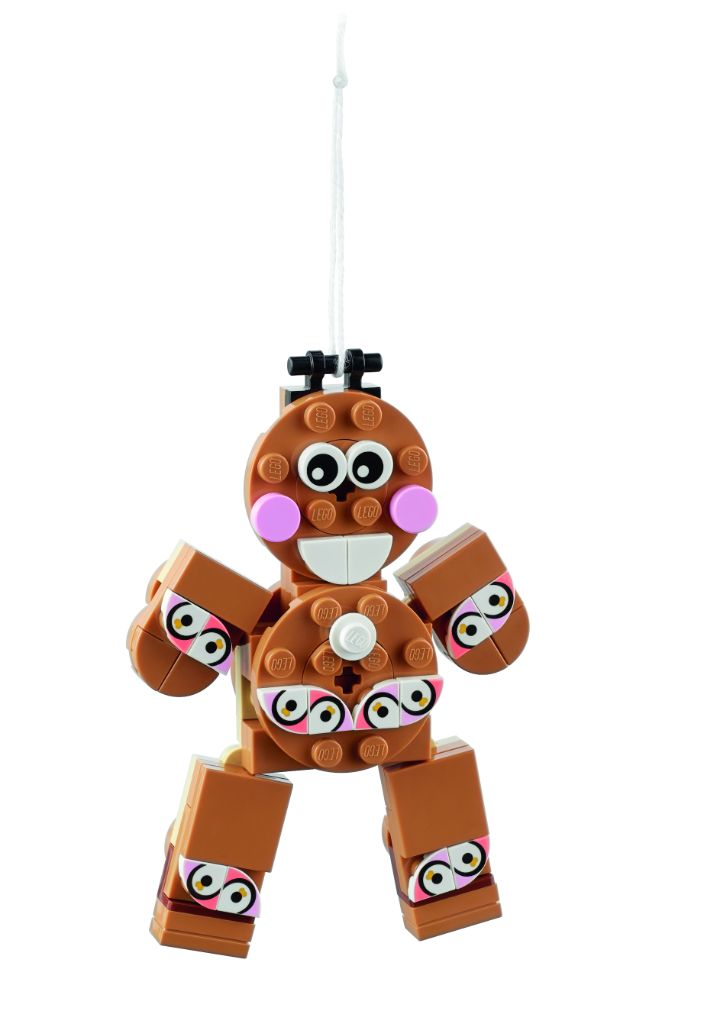 BTG20 Gingerbread Man