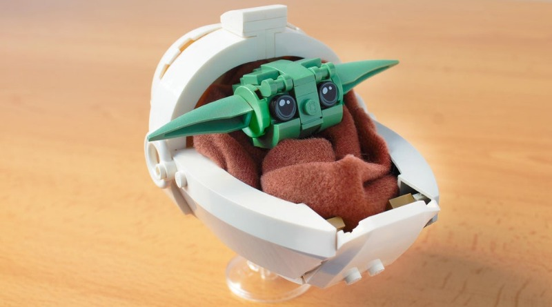 Five awesome LEGO Baby Yoda builds (while you wait for the real thing)