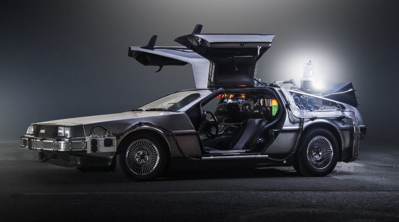 Back To The Future DeLorean Featured 800x445