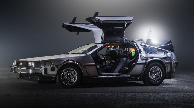 Back To The Future DeLorean Featured