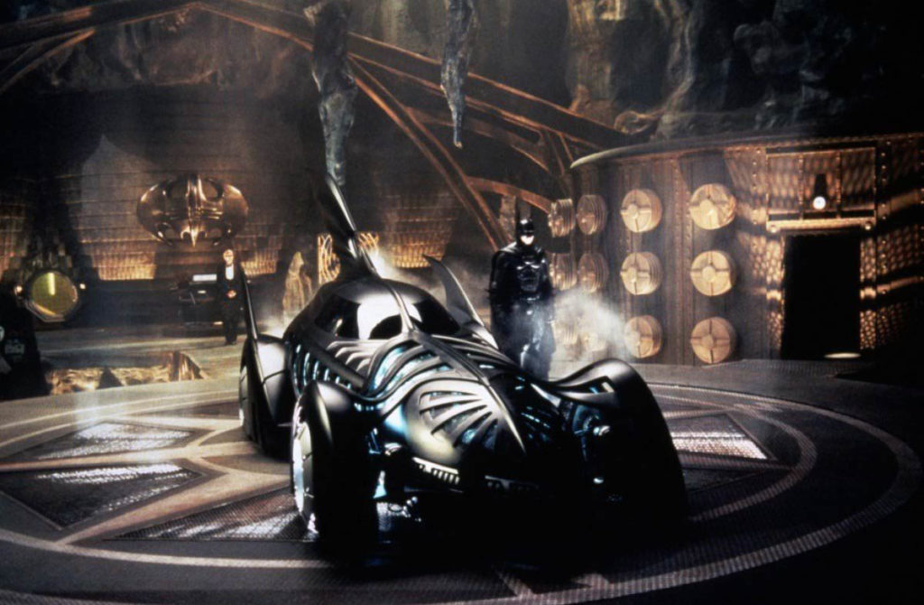 Batman Forever Batmobile 01