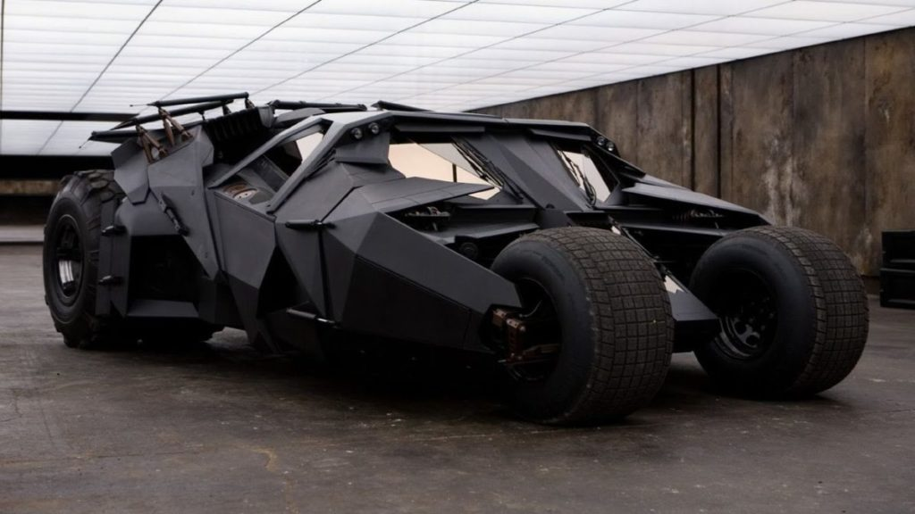 Batman The Dark Knight The Tumbler