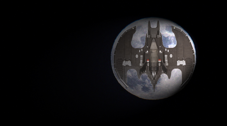Batwing Moon
