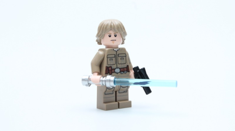 Bespin Luke Skywalker Featured