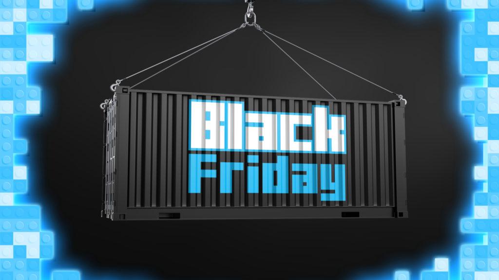 Black Friday 1 LEGO Brick Fanatics