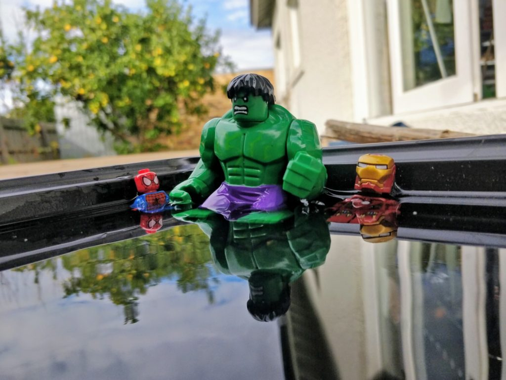 Brick Pic Avengers Pool