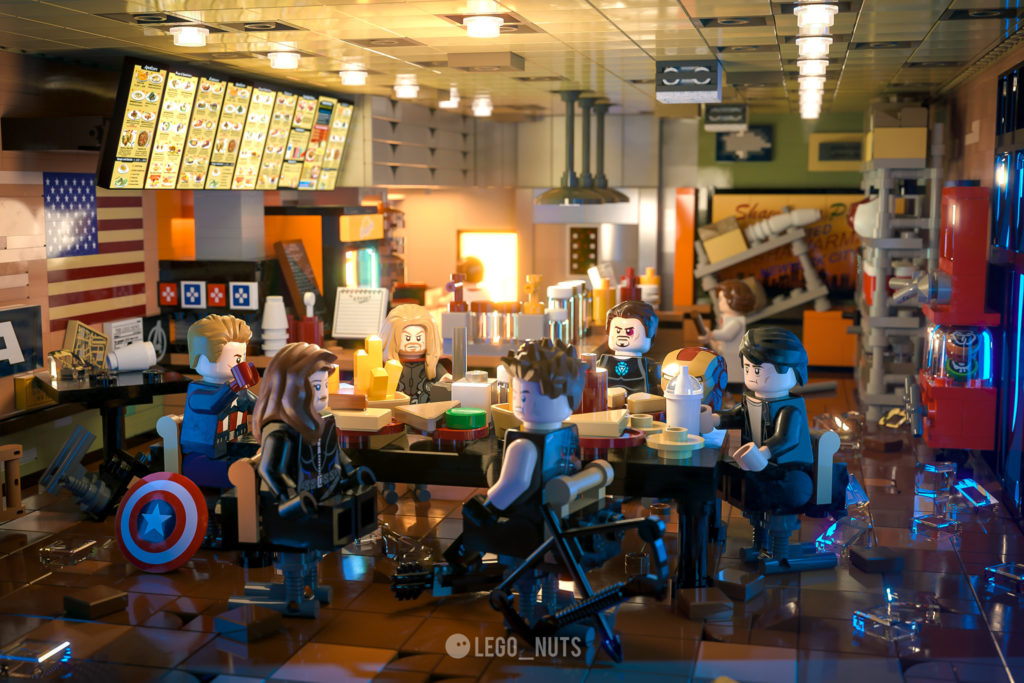 Brick Pic Avengers
