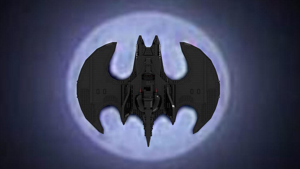 Brick Pic Bat Wing