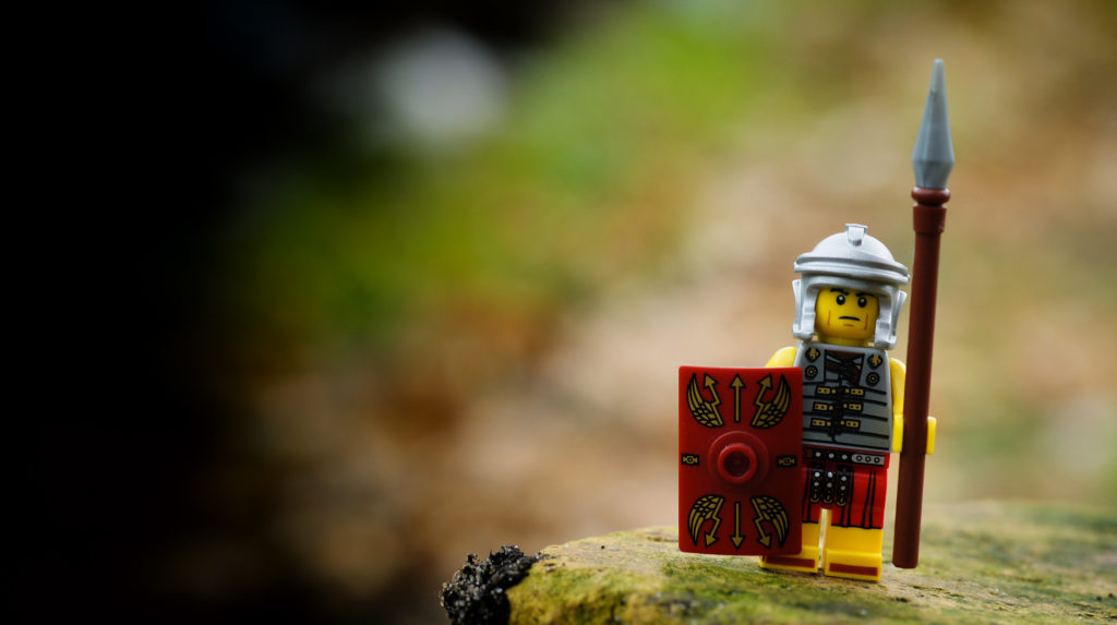 Brick Pic Centurion