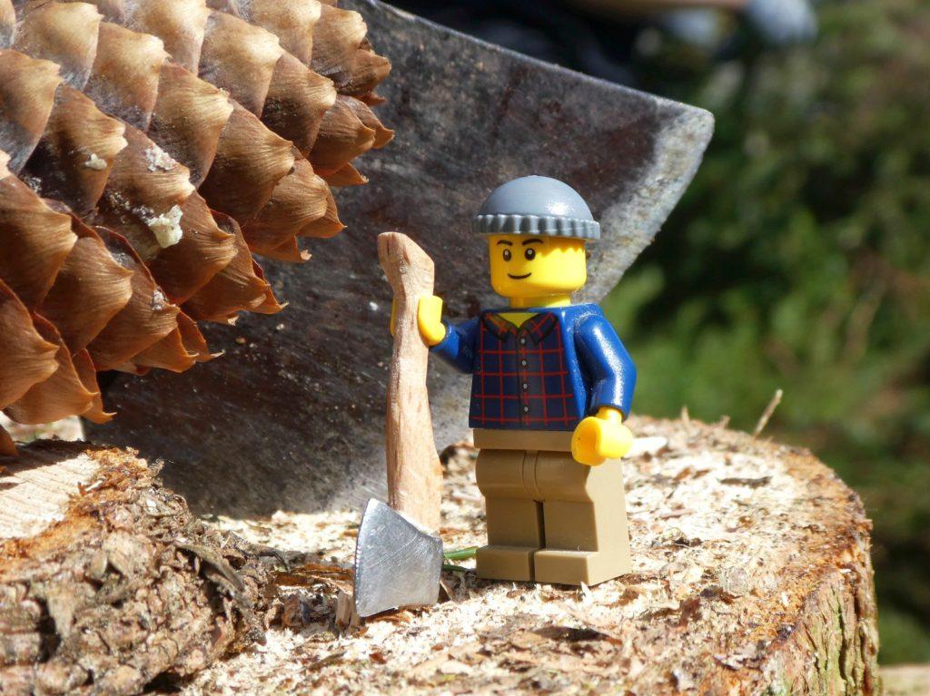 Brick Pic Chopping