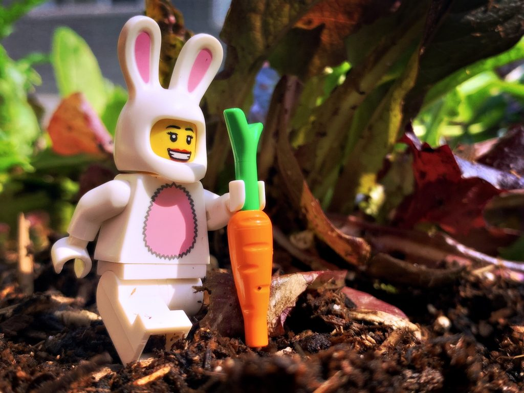 Brick Pic Easter Bunny 1024x768