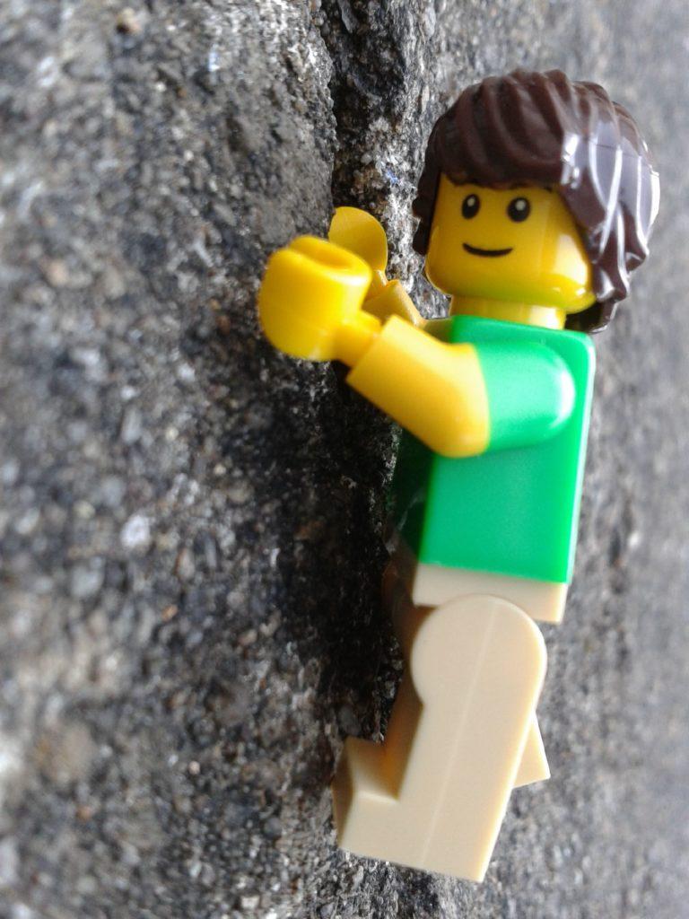 Brick Pic Free CLimbing