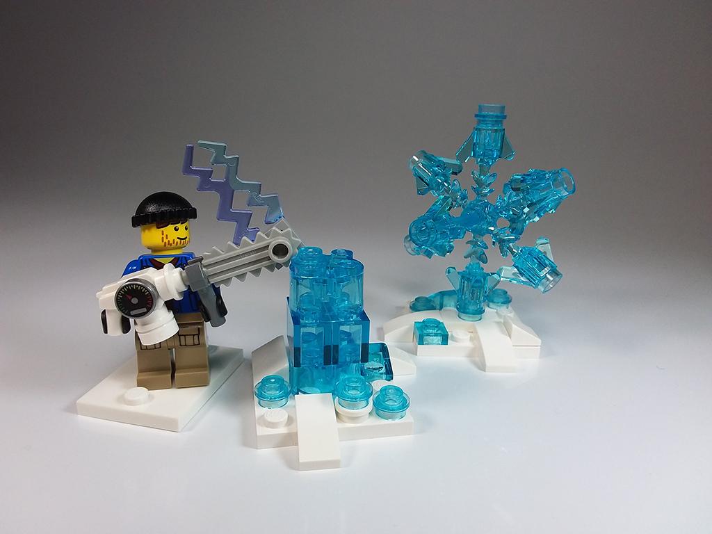 Brick Pic Ice