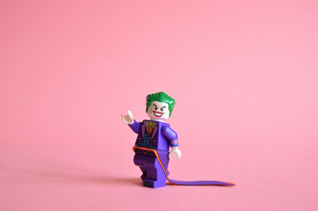 Brick Pic Joker Moves