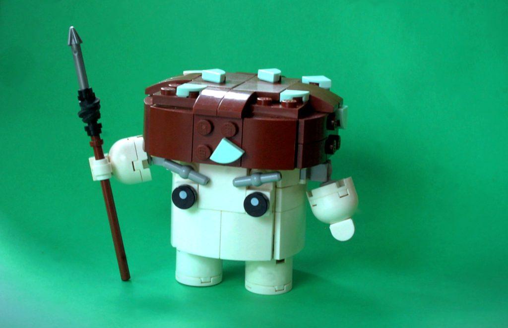Brick Pic LEGO Mushroom