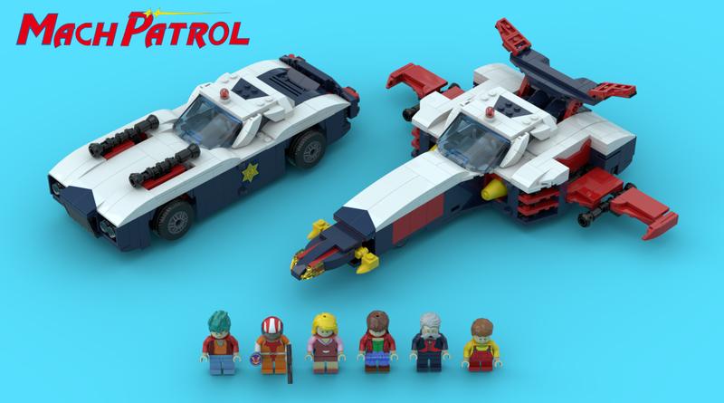 Brick Pic Mach Patrol Featured