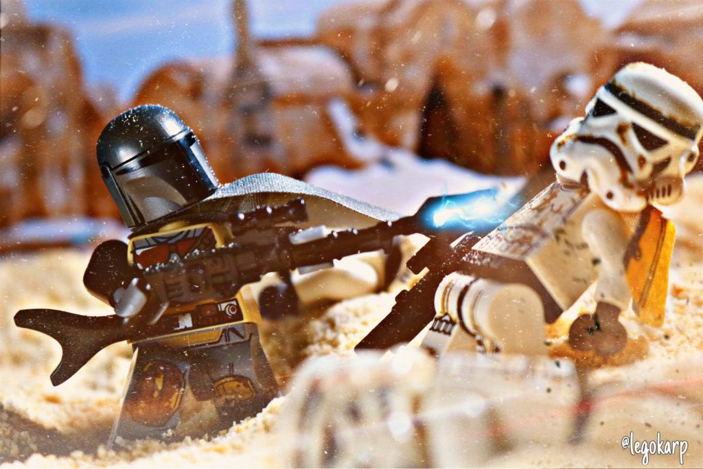 Brick Pic Mando Stormtrooper