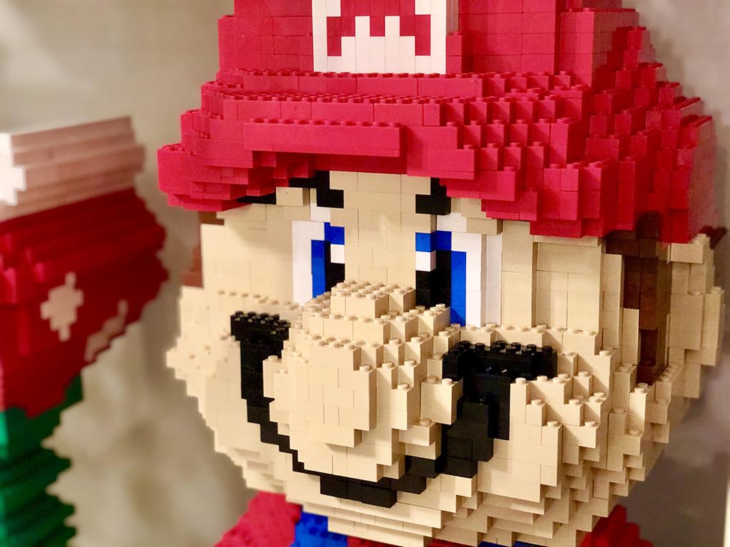Brick Pic Mario