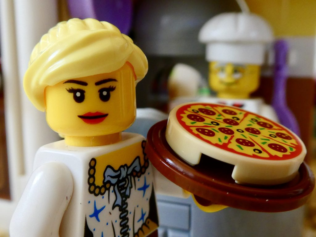 Brick Pic Pizza