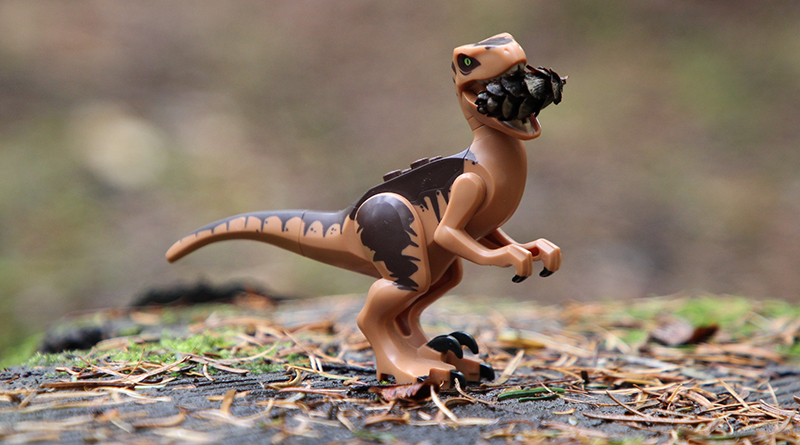 Brick Pic Raptor Snacks Featured