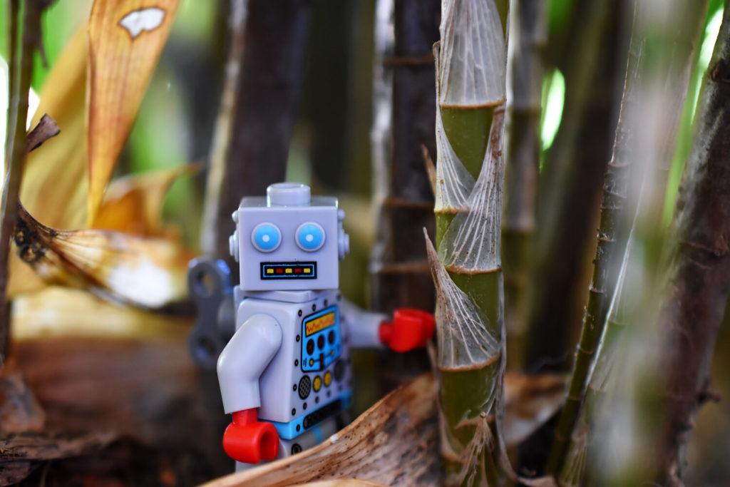 Brick Pic Robot