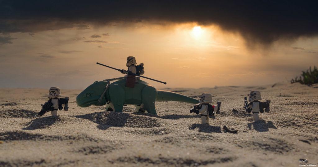 Brick Pic Sandtrooper