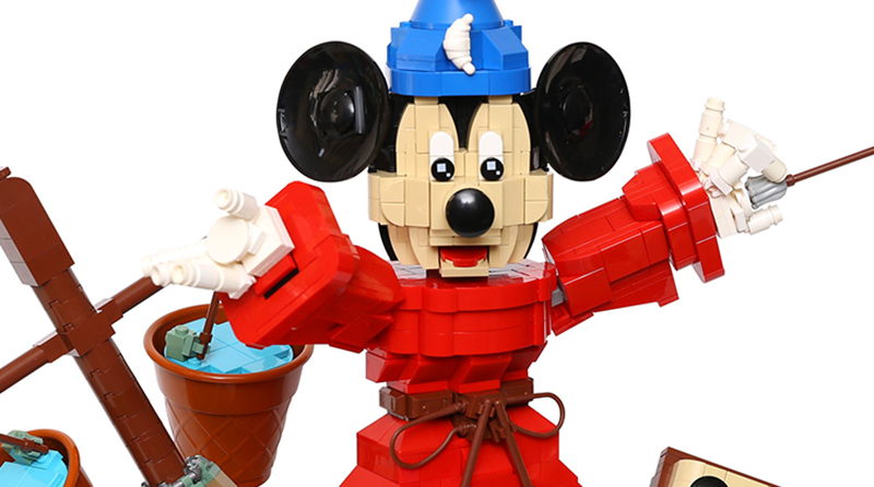 Brick Pic Sorceror Mickey Featured 800 445