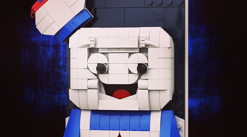 Brick Pic Stay Puft Featured