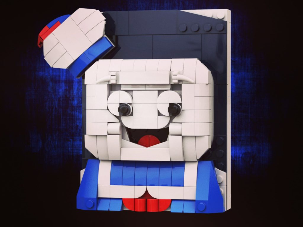 Brick Pic Stay Puft