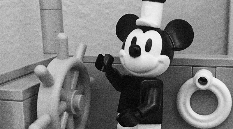 Brick Pic Steamboat Willie Featured