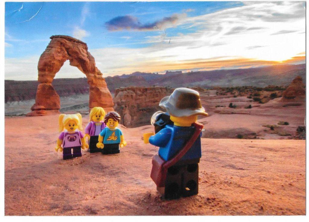 Brick Pic Travel Snaps