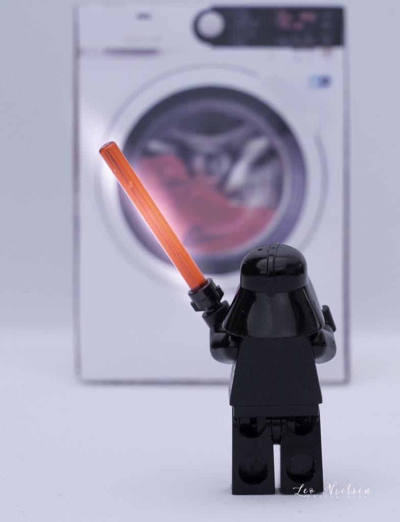 Brick Pic Vader Washing