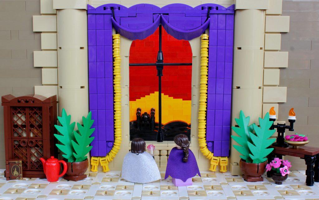 Brick Pic Window