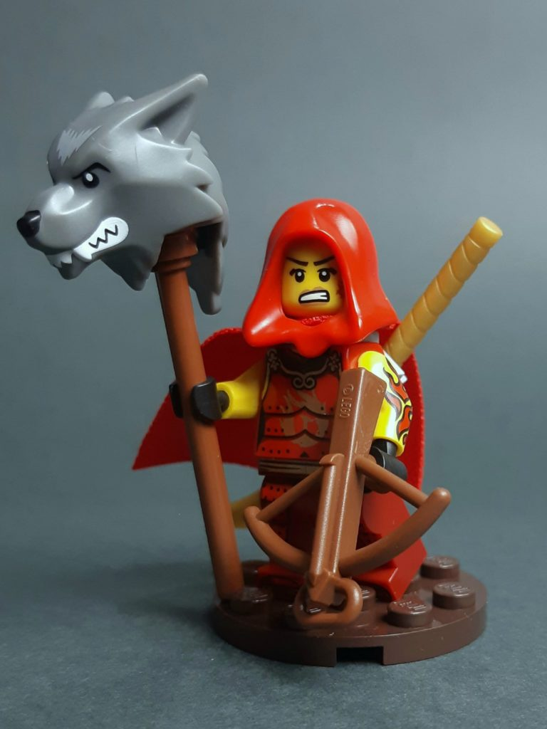 Brick Pic Wolf Hunter