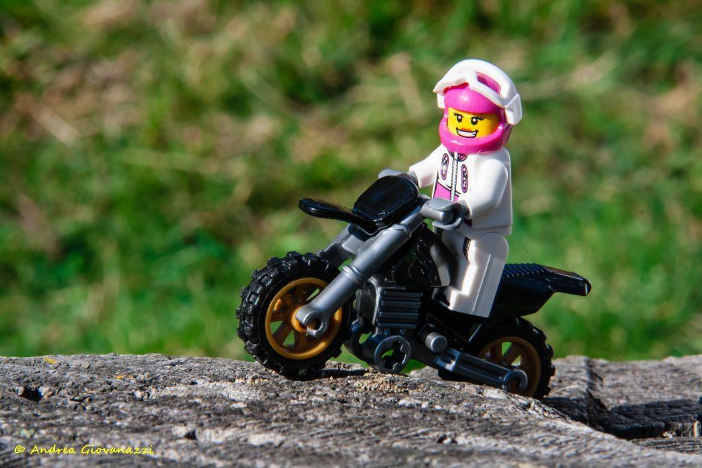 Brick Pic Woman Motorobike 1024x683