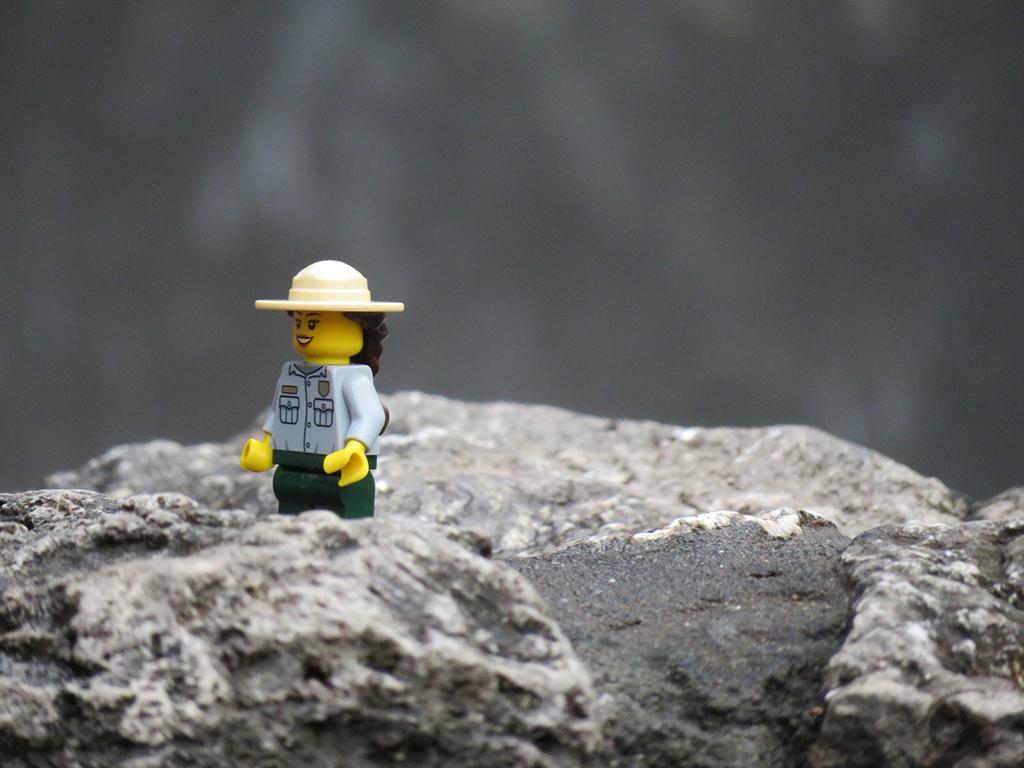 Brick Pic Exploring